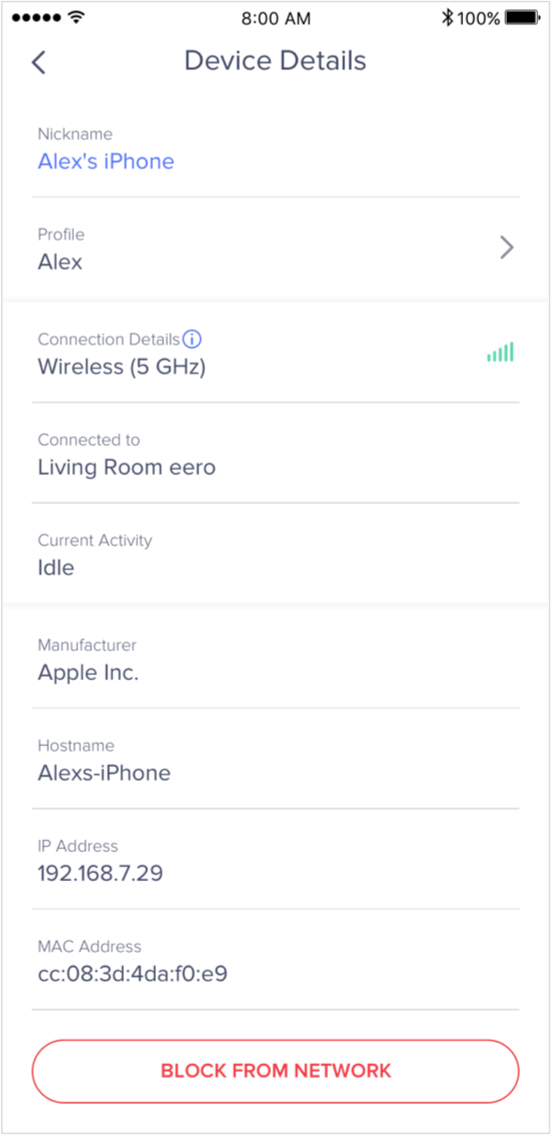 How do I block unwanted devices on my network? – eero Help